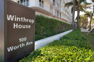 Winthrop House Condos for sale palm beach