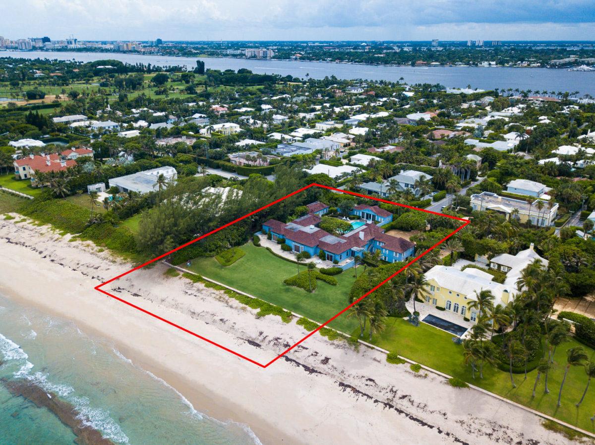 980 N OCEAN BOULEVARD palm beach
