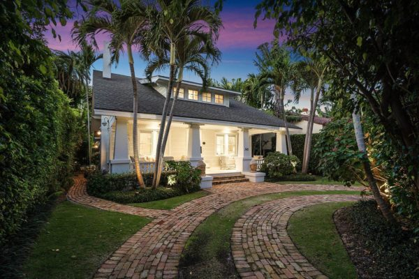 Price change to $4,895,000 345 BRAZILIAN AVENUE, PALM BEACH